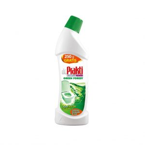 Toilet cleaner dr. Prakti Express Clean Green Forest 750 ml