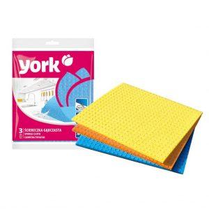 Անձեռոցիկ սպունգանման York 3 հատ
