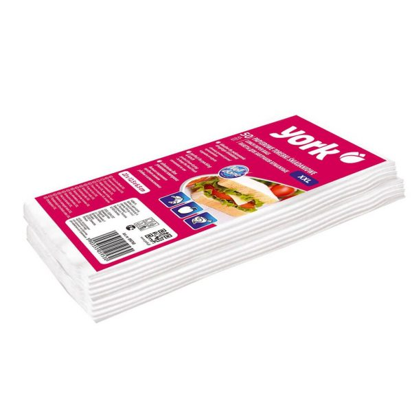 Lunch paper bags York XXL