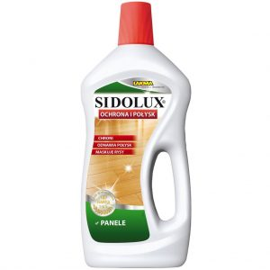 Liquid for protection and shine for panels Sidolux 750 ml