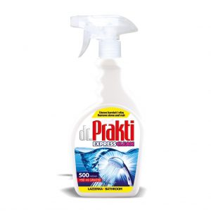 Bathroom cleaner dr. Prakti Express Clean 550 ml