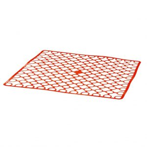 Rectangular flexible sink mat York