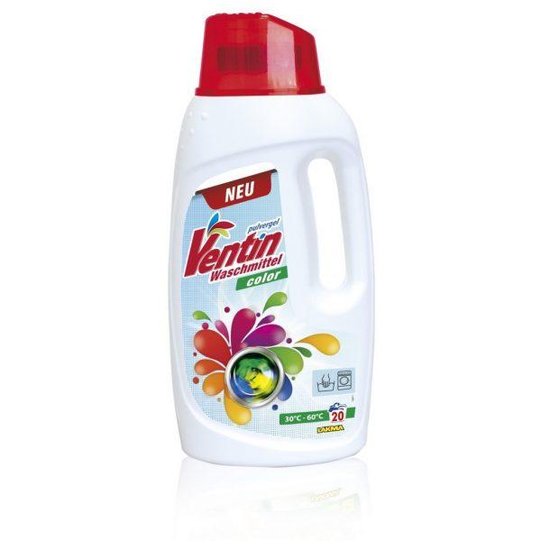 Լվացքի գել Ventin Color գունավոր հագուստի 1440 մլ