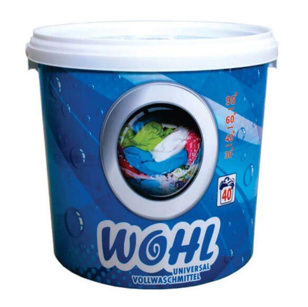 Ունիվերսալ լվացքի փոշի Wohl 2440 գր