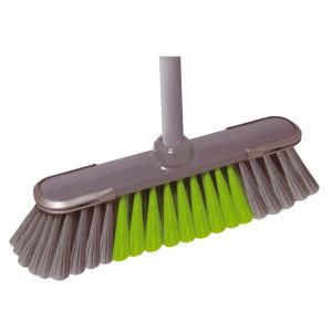 Broom with handle York Sabrina
