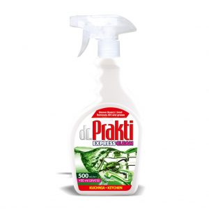 Kitchen cleaner dr. Prakti 550 ml