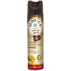 Furniture care spray Sidolux M Honey 350 ml