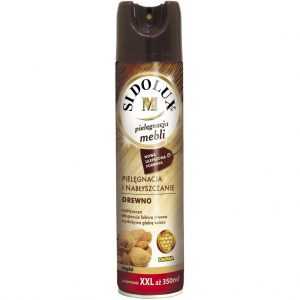 Furniture care spray Sidolux M Almond 350 ml