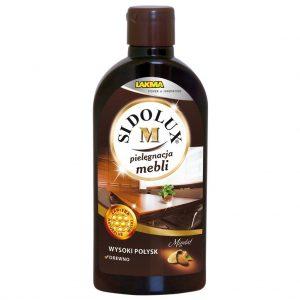 Furniture care liquid Sidolux M Almond 300 ml