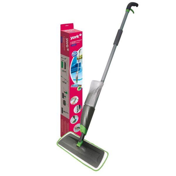 Flat mop spray York