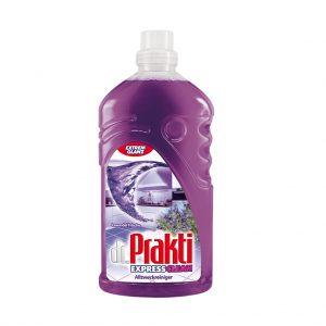 Universal washing liquid dr.Prakti Express Clean Lavender 1 L