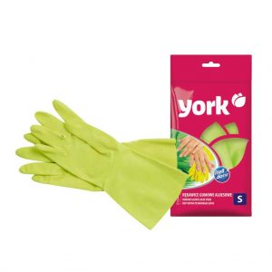 Rubber gloves York Aloe Vera size S 1 pair