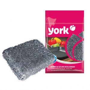 Scouring sponge for teflon metallized York 1 pc
