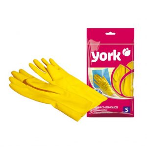 Household gloves York size S 1 pair