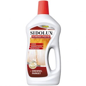 Liquid for Protection and Shine for wood Sidolux 750 ml
