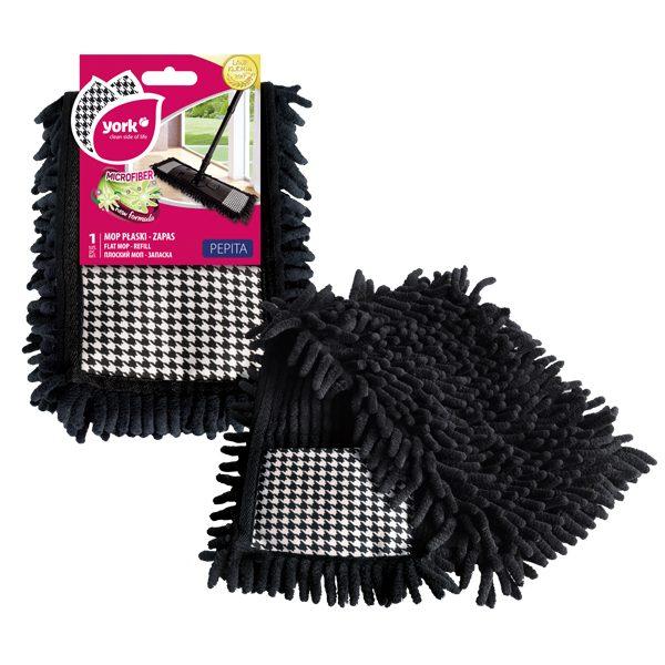 Flat mop York Pepita refill